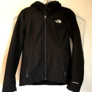 North Face Windwall Fleece-Lined Jacket